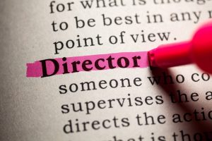 director, shareholder