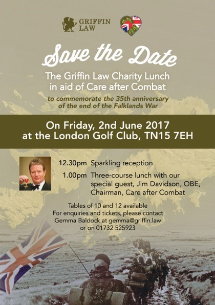 The Griffin Law Charity Lunch