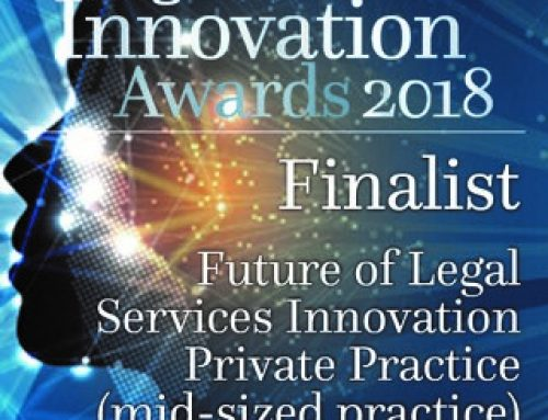 GRIFFIN LAW NOMINATED FOR MULTIPLE AWARDS