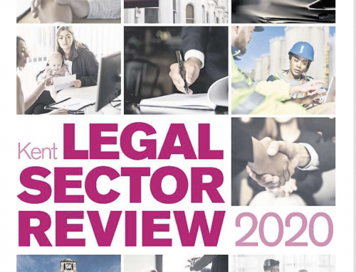 Kent Legal Sector Review 2020 – Griffin Law Mention