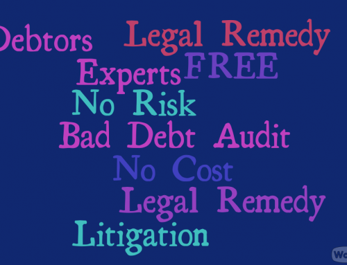 New from Griffin Law: FREE Bad Debt Audit