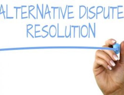 "The Importance of Alternative Dispute Resolution (""ADR"")"