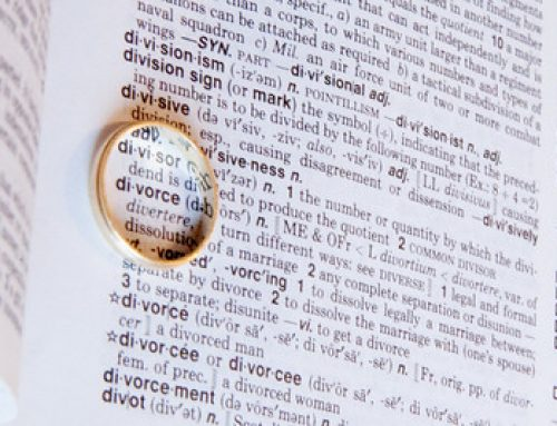 "The financial cost of a divorce ""battle"""
