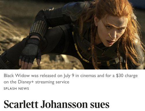 Enjoyed Black Widow on your smart TV? There was a problem with that.